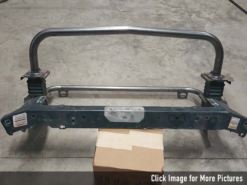 Mustang Bumpers and Core Supports